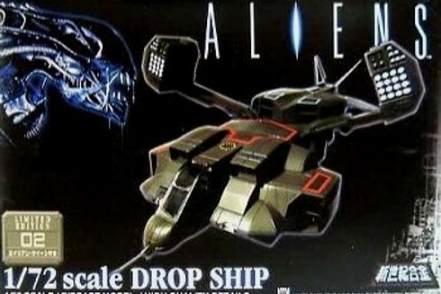 Aliens Dropship 02 Diecast Metal 1:72 scale