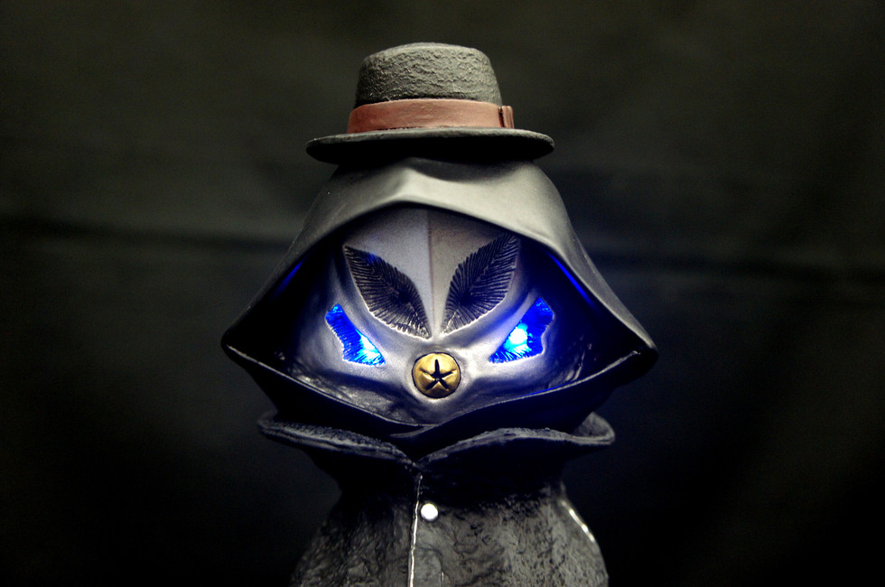 Alien Zarab Disguise