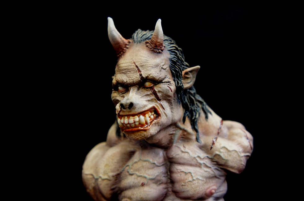 Demarch Oni-Zaru Demon Ape