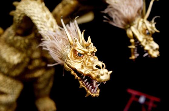 King Ghidorah OH