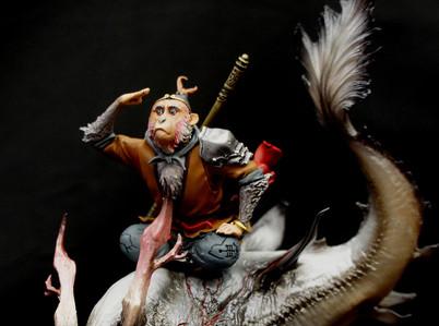 Bing-Shen The Monkey God