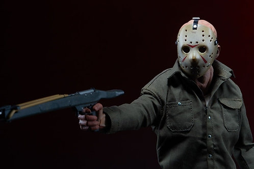 "Jason Vorhees 1:6 figure "" Friday the 13th Part 3"" DX"