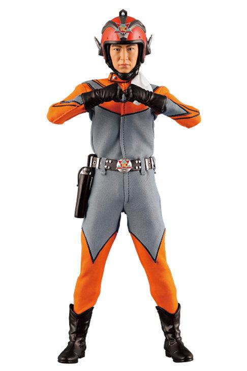 Ultraman Ace Seiji Hokuto TAC Crew 1:6 figure RAH 北斗 星司