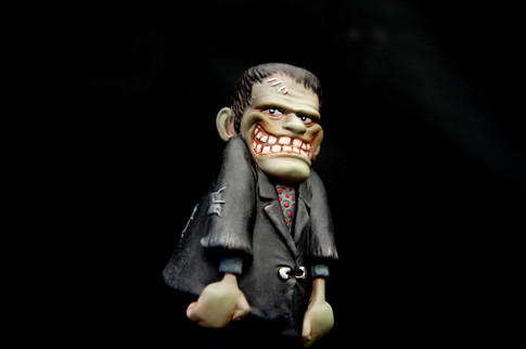 Animated Frankenstein