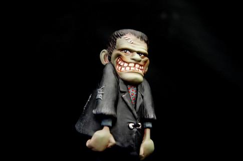 フランケンシュタインの怪物