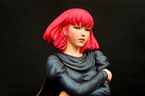 Mobile Suit Gundam Haman Karn 1:8 Art Statue