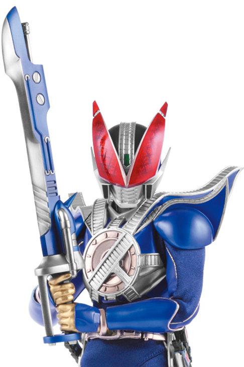 Kamen Rider Den-O Strike Form 1:6 figure BM Project 電王(ストライクフォーム)