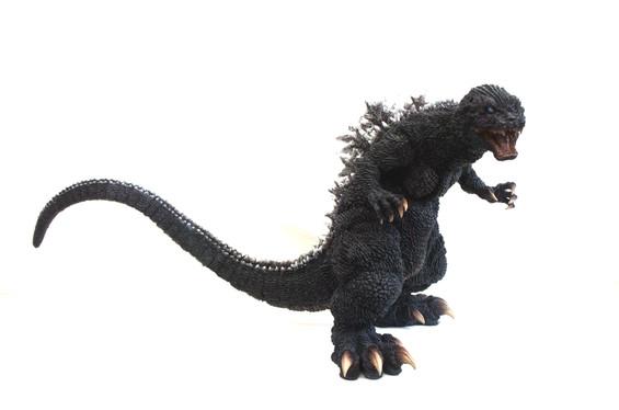 Godzilla GMK 2001 ゴジラ 大山竜