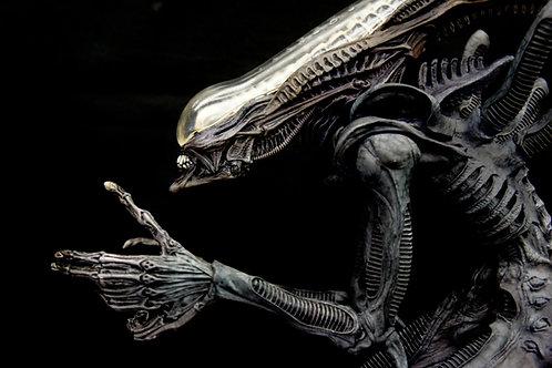 H.R. Giger Big Chap Alien 45 cm Art Statue 2.0 Takayuki Takeya
