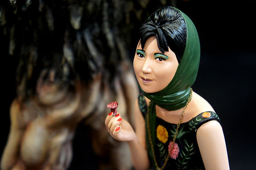 Matango Attack of the Mushroom People with Kumi Mizuno
