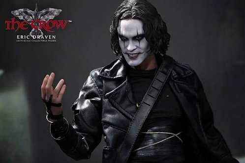 Brandon Lee The Crow Eric Draven 1:6 figure MMS-210