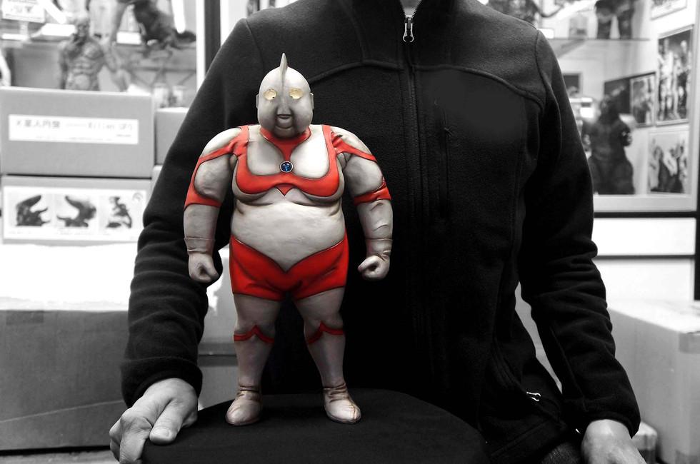 Chubby Ultraman