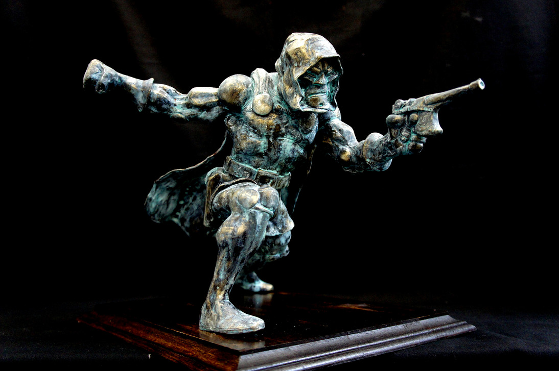 Dr. Doom (Bronze Finish)