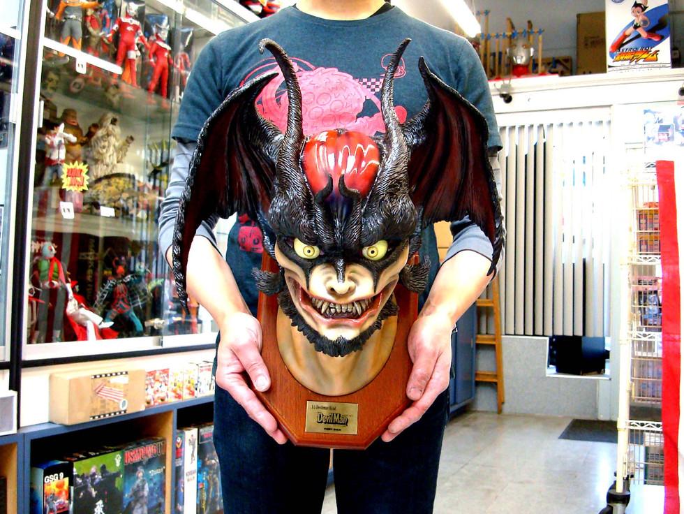 Devilman Comic Version Wall Hanger