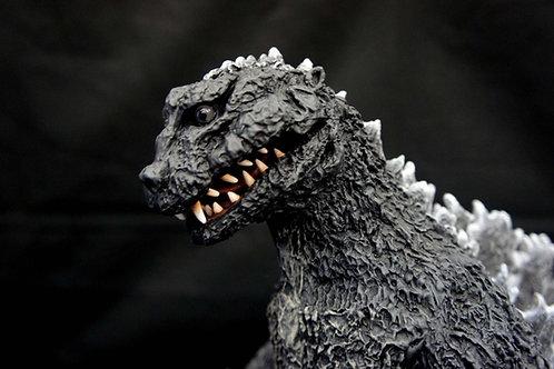 1954 Godzilla Pamphlet version Art Statue ゴジラ パンフレット ポスター版 完成品
