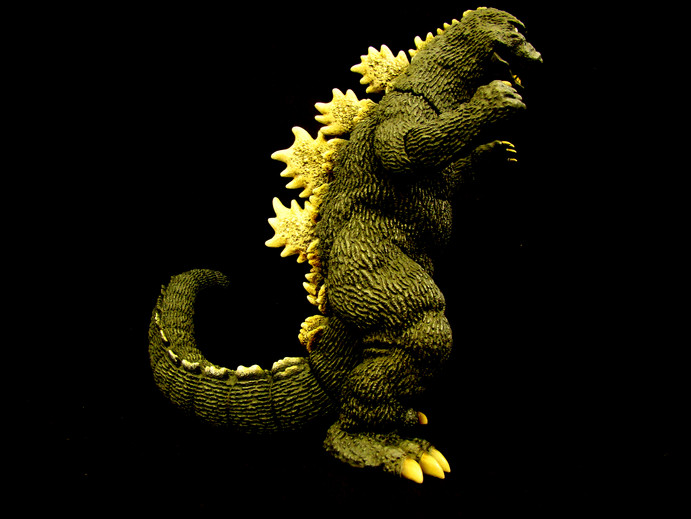 1975 Godzillaビリケン商会