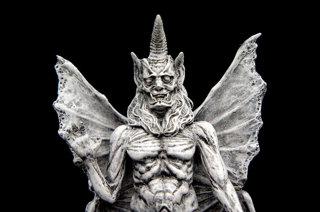 Pazuzu Vast Swam Of Demons