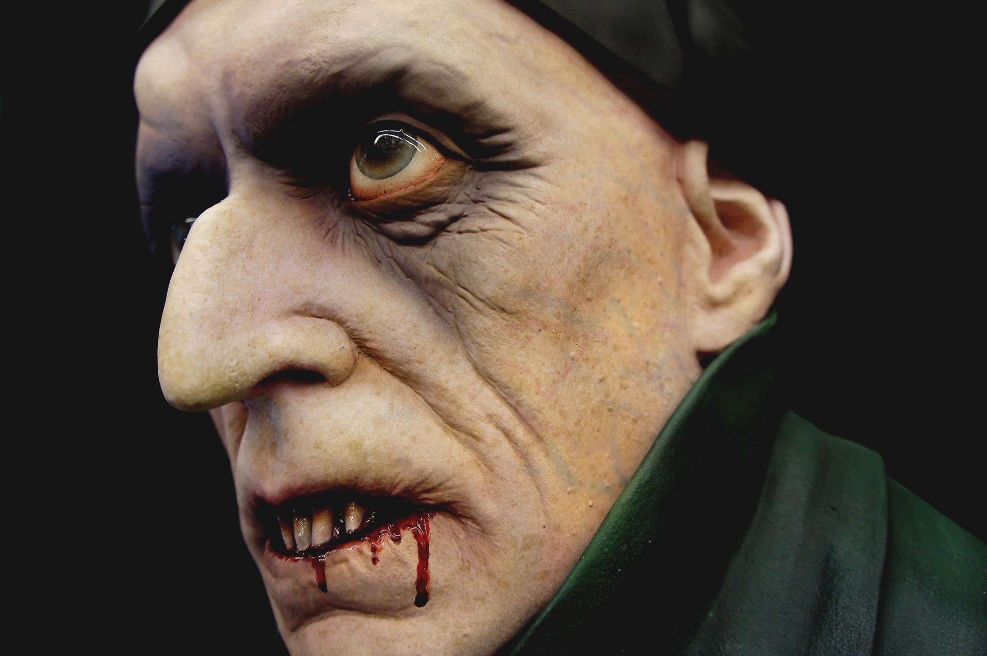 Nosferatu Life-Size Bust 2.0
