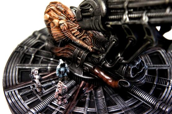 Alien Space Jockey (Haclyon)