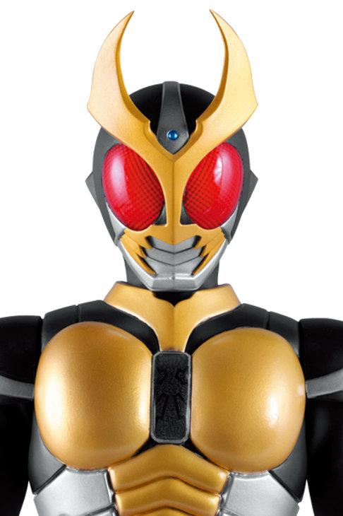 仮面ライダーアギトグランドフォーム1:6フィギュアRAH仮面ライダーアギト(名定義)