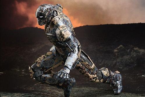 Iron Man 3 Mark 23 XXIII Shades Extreme Heat Suit 1:6 figure MMS-415