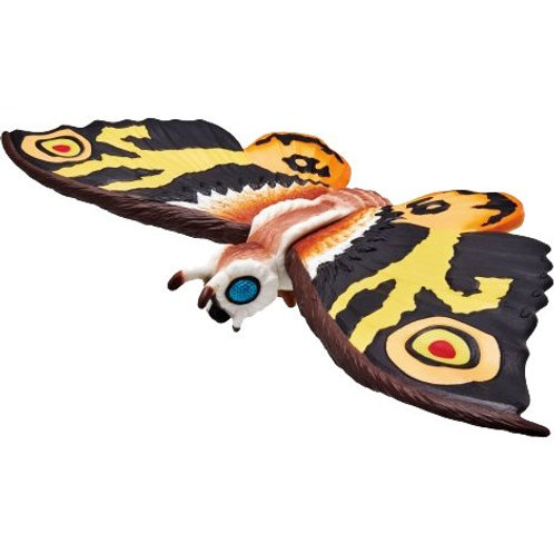 Godzilla Movie Monster Series Mothra  vinyl
