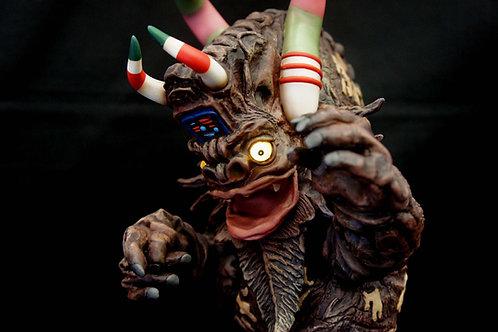 カプセルモンスターミクラスアートスタチューミクラスカプセル怪獣