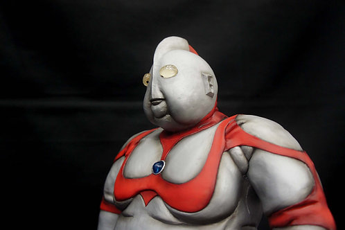 Chubby Ultraman Art Statue ぽっちゃり ウルトラマン