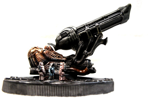 Alien Space Jockey (Haclyon)