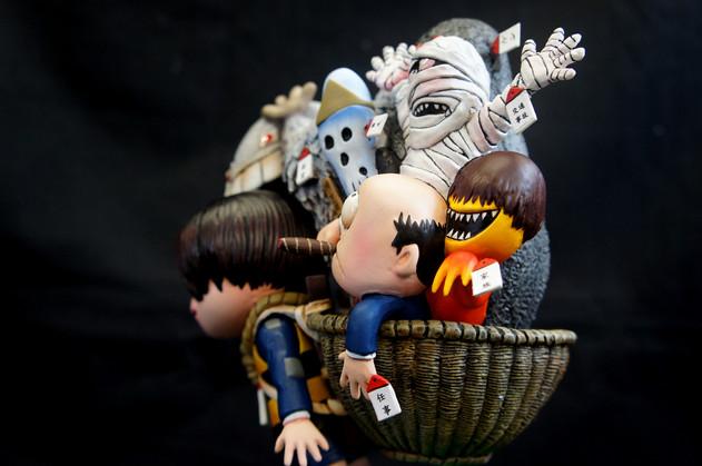 Graveyard GeGeGe No Kitaro