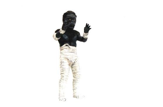 Ultraman / Mummy Man ミイラ人間