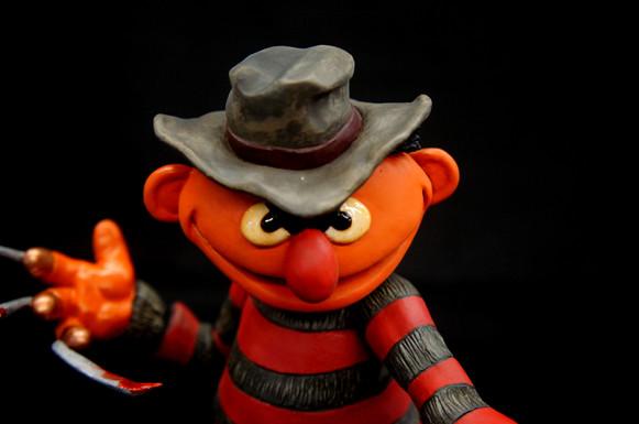 Nightmare On Elmo Street