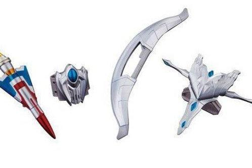 Ultraman Zero & Geed Impersonator set
