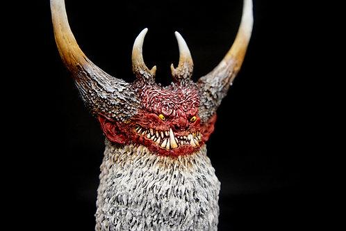 "Masazumi Matsumoto's Demon Art Statue 松本正清 作品 ""鬼"""