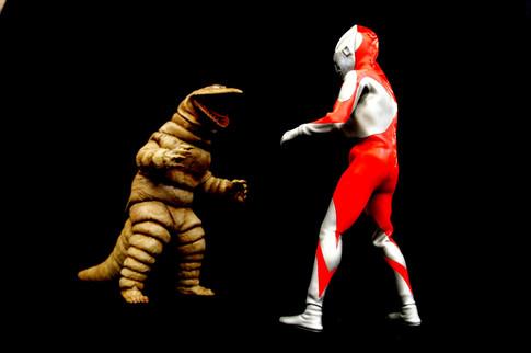 Ultraman Kaiju Telesdon