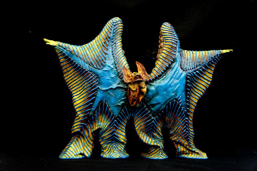 油獣 ペスター Ultra Kaiju Pestar