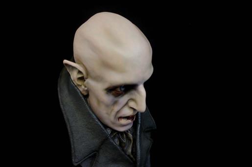NosferatuLife-Size Bust