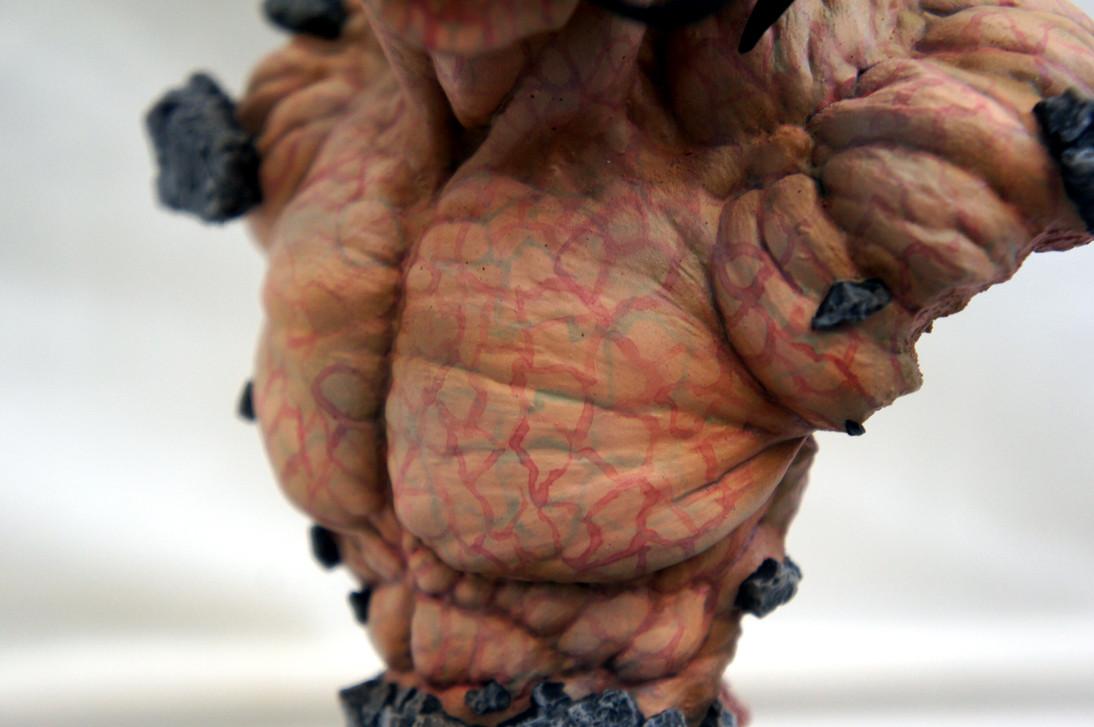 Attack On Titan 1/4 Bust Eren Yeager