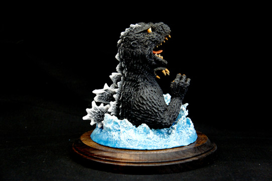 Death Throes Of Godzilla