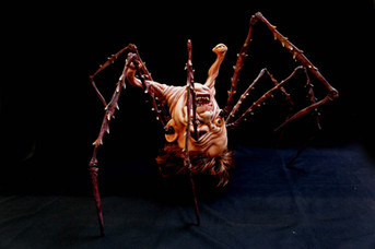 The Thing Spider Head