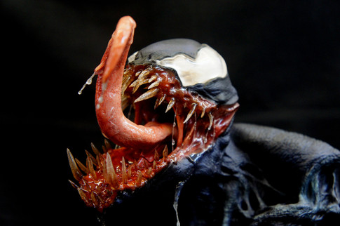 Heavy Joint Works Venom Bust