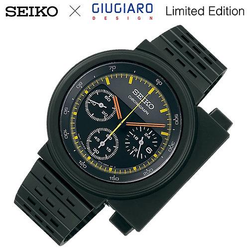エイリアンリプリーの時計セイコーXジウジアーロデザインスピリットスマートウォッチBLKLTD