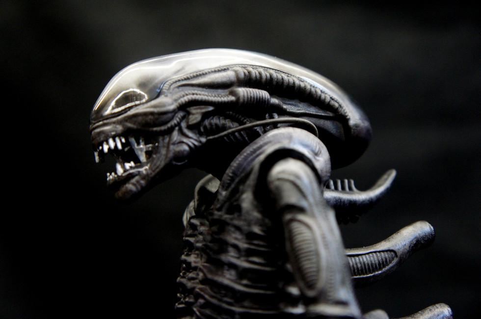 MPC 1979 Big Chap Alien
