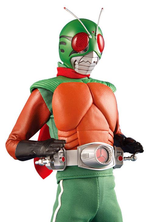 Kamen Rider / Sky Rider 1:6 figure RAH 仮面ライダースカイライダー