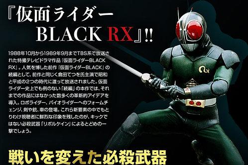 仮面ライダーBLACKRXリボルケーン1:1ポップレプリカ