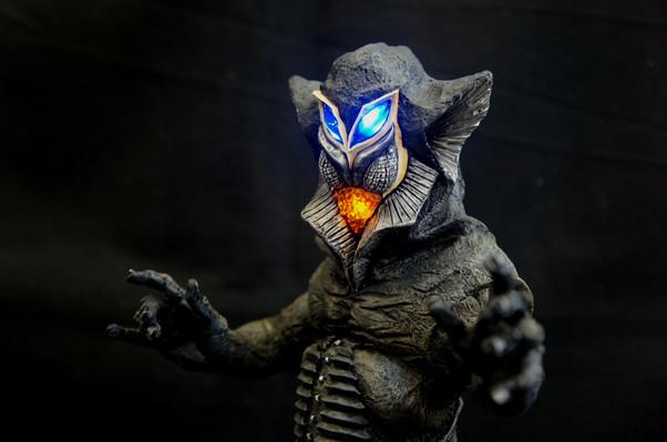 Mefilas Seijin 怪物屋 メフィラス星人