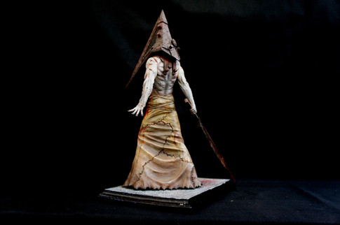 Pyrmaid Head _ Silent Hill