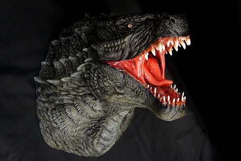 Godzilla 2014 Head Studio Scale Wall-Hanger