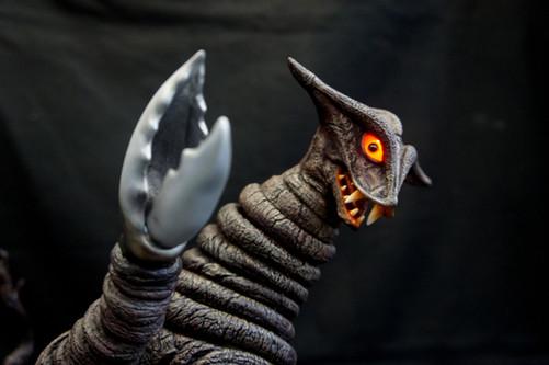 岩石怪獣サドラ Sandlor