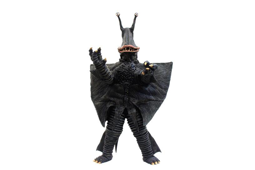 ウルトラセブン 凍結怪獣ガンダー